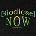 Biodiesel NOW! T-Shirt in Dark Colors