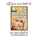 Big Brother Dish White T-Shirt