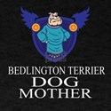 Bedlington Terrier Dog Mother T-Shirt