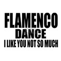 Flamenco Dance I Like You N Shirt