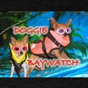 Doggie Baywatch T-Shirt