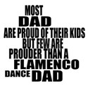 Flamenco Dance Dad Shirt
