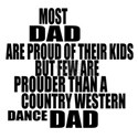 Country Western Dance Dad Shirt