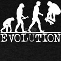 EVOLUTION Skateboarding T-shirts and Gifts