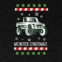 Offroad Monster Truck Christmas Xmas Winte T-Shirt