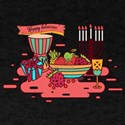 pink happy kwanzaa T-Shirt