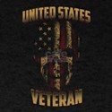 United States Veteran For Military Soldier T-Shirt