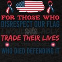 For The Heroes Who Died Defending It For V T-Shirt
