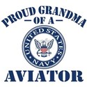 Grandma of a Navy Aviator Tee