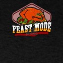 Thanksgiving Turkey Feast Mode T-Shirt