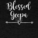Blessed Geepa Ukrainian Grandmother Grandm T-Shirt