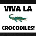 Viva La Crocodiles T-Shirt