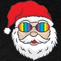 LGBT Santa Gay Pride LGBTQ Christmas Holid T-Shirt
