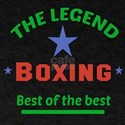 The Legend Boxing Sports Designs T-Shirt