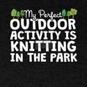Knitting In The Park T-Shirt