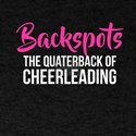 Backspots Cheerleader Tshirts The Quarterb T-Shirt