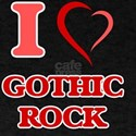 I Love GOTHIC ROCK T-Shirt