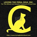 Loving The Feral Soul Inc. Yellow Logo