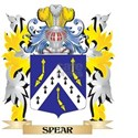 Spear Family Crest - Coat of Arms T-Shirt