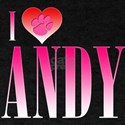 I Heart Andy T-Shirt