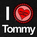 I Love Tommy Brothers & Sisters T-Shirt