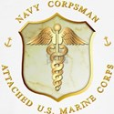 Navy Corpsman USMC T-shirts & Gift Ideas