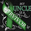 My Uncle is a Survivor (green) T-Shirt