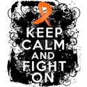 Multiple Sclerosis Keep Calm and Fight On Women's