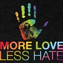 Stop The Hate LGBT T-Shirt