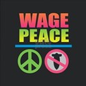 Wage Peace Rainbow T-Shirt