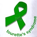 tourettes syndrome.jpg Golf Shirt