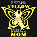 I Wear Yellow For My Mom T-Shirt