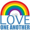 Love One Another White T-Shirt