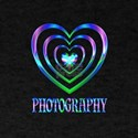 Photography Hearts T-Shirt