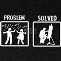 Problem Solved Painting T-Shirt