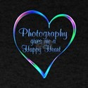 Photography Happy Heart T-Shirt
