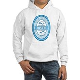 100% Genuine Diver Hooded Sweatshirt