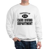 Cave Diving Department Sweatshirt