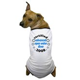 Certified AOW 2008 Dog T-Shirt