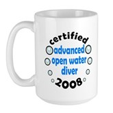 Certified AOW 2008 Large Mug