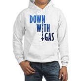 Down With Gas Hooded Sweatshirt