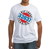 Key Largo 33037 Fitted T-Shirt