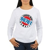 Lahaina Maui 96761 Women's Long Sleeve T-Shirt