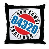 Koh Samui 84320 Throw Pillow