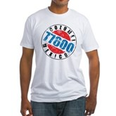 Vintage Cozumel 77600 Fitted T-Shirt