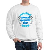 Advanced OWD 2009 Sweatshirt