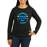 Advanced OWD 2009 Women's Long Sleeve Dark T-Shirt