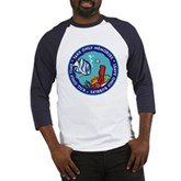 Take Only Memories (fish) Baseball Jersey